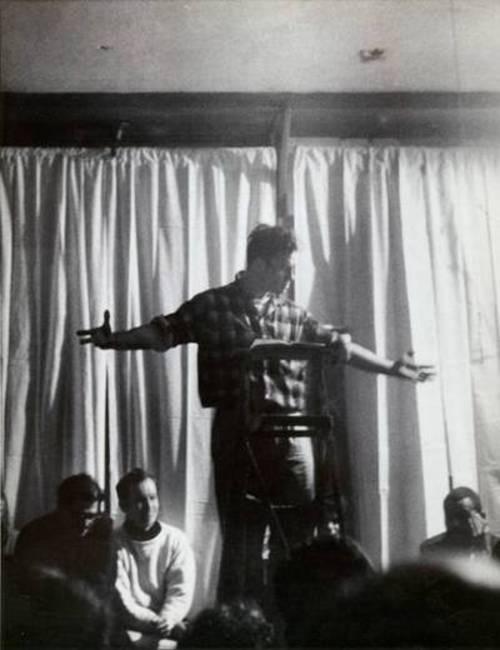Kerouac reads...