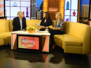 Barry Wightman on The Morning Blend